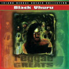 Reggae Greats - CD Audio di Black Uhuru