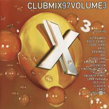 Club Mix 97 vol.3 - CD Audio