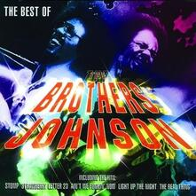 The Best of the Brothers Johnson - CD Audio di Brothers Johnson