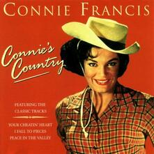 Connie's Country - CD Audio di Connie Francis