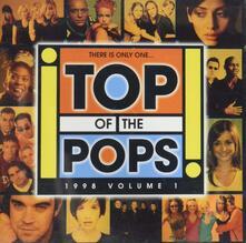 Top of the Pops Album - CD Audio