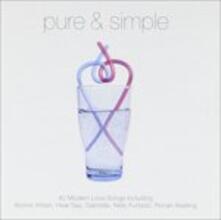 Pure & Simple - CD Audio