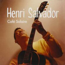 Café Solaire - CD Audio di Henri Salvador