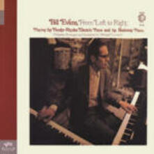 From Left to Right - CD Audio di Bill Evans