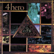 Two Pages - CD Audio di 4 Hero
