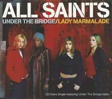 Under the Bridge - CD Audio di All Saints