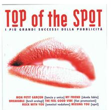 Top of the Spot 2002 - CD Audio