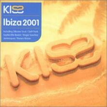 Kiss in Ibiza 2001 - CD Audio