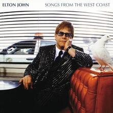 Songs from the West Coast - CD Audio di Elton John