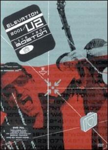 U2. Elevation Tour 2001. Live from Boston (2 DVD) di Hamish Hamilton - DVD