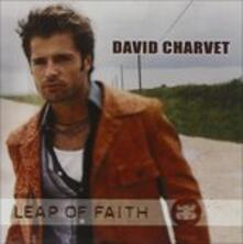 Leap of Faith - CD Audio di David Charvet