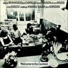 Welcome to the Canteen - CD Audio di Traffic