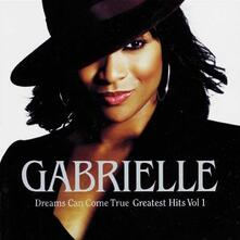 Greatest Hits vol.1 - CD Audio di Gabrielle