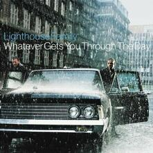 Whatever Gets you Through the Day - CD Audio di Lighthouse Family