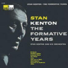 The Formative Years - CD Audio di Stan Kenton