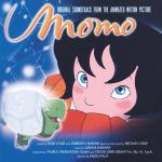 Cover CD Colonna sonora Momo