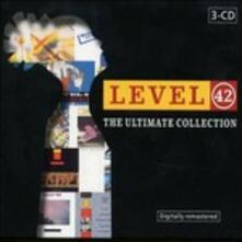 The Ultimate Collection - CD Audio di Level 42