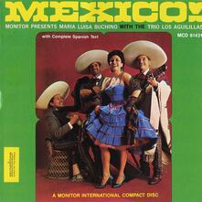 Mexico - CD Audio di Maria Luisa Buchino