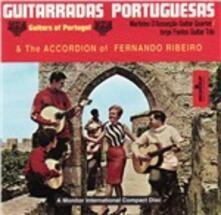 Guitarradas Portuguesas - CD Audio