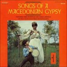 Songs of a Macedonian Gypsy - CD Audio di Esma Redzepova