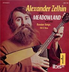 Sings Meadowland & Other - CD Audio di Alexander Zelkin