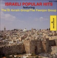 Israeli Popular Hits - CD Audio