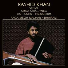 Raga Megh Malhar - CD Audio di Rashid Khan