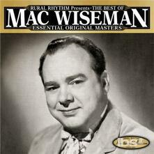 Best of Mac - CD Audio di Mac Wiseman