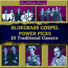 Bluegrass Gospel Power Picks - CD Audio