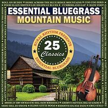 Essential Bluegrass - CD Audio