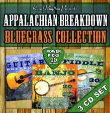 Apalachian Breakdown - CD Audio