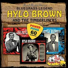 Bluegrass Power Picks... - CD Audio di Hylo Brown