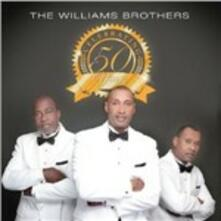 Celebrating 50 Years - CD Audio di Williams Brothers