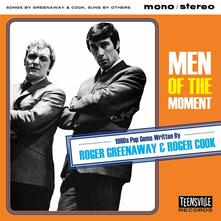 Men of the Moment. 1960s Pop Gems Written by Roger Greenaway & Roger Cook - CD Audio