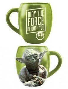 Tazza in ceramica Yoda