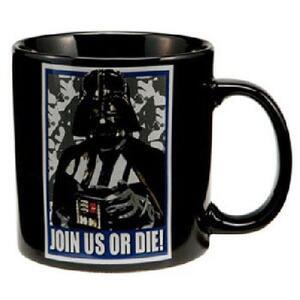 Tazza in ceramica Darth Vader