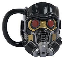 Marvel Gotg Star-Lord Sculpted Ceramic Mug