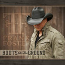 Boots On The Ground - CD Audio di Frank Foster