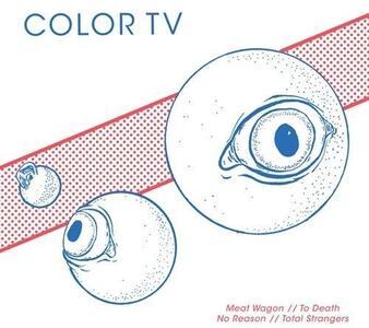 Color TV - Vinile LP di Color TV