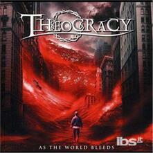 As The World Bleeds - CD Audio di Theocracy