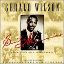 Suite Memories (Digipack) - CD Audio di Gerald Wilson