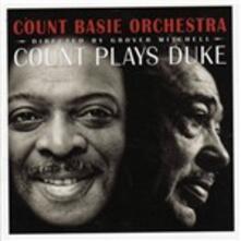Count Plays Duke - CD Audio di Count Basie