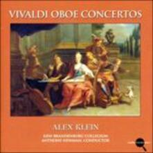 Concerti per oboe - CD Audio di Antonio Vivaldi