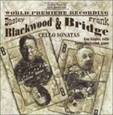 Sonata per Violoncello - CD Audio di Frank Bridge