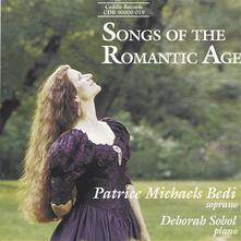 Songs Of The Romantic Age - CD Audio di Johann Sebastian Bach
