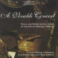Vocal & Instrumental Work - CD Audio di Antonio Vivaldi