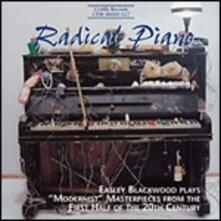 Radical Piano. Modernist Masterpieces - CD Audio