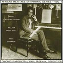 African Heritage Symphonic Series vol.1 - CD Audio