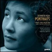 Portraits - CD Audio di Jennifer Koh