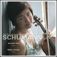 Sonate per violino e pianoforte - CD Audio di Robert Schumann